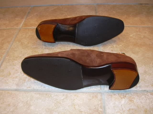 When To Resole Dress Shoes