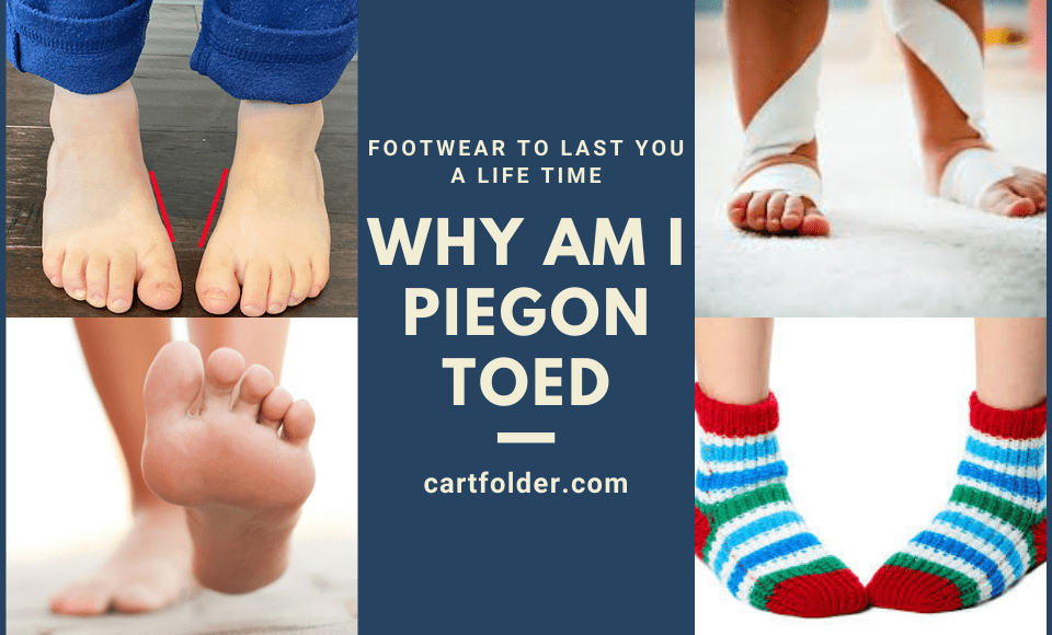 Why am i piegon toed