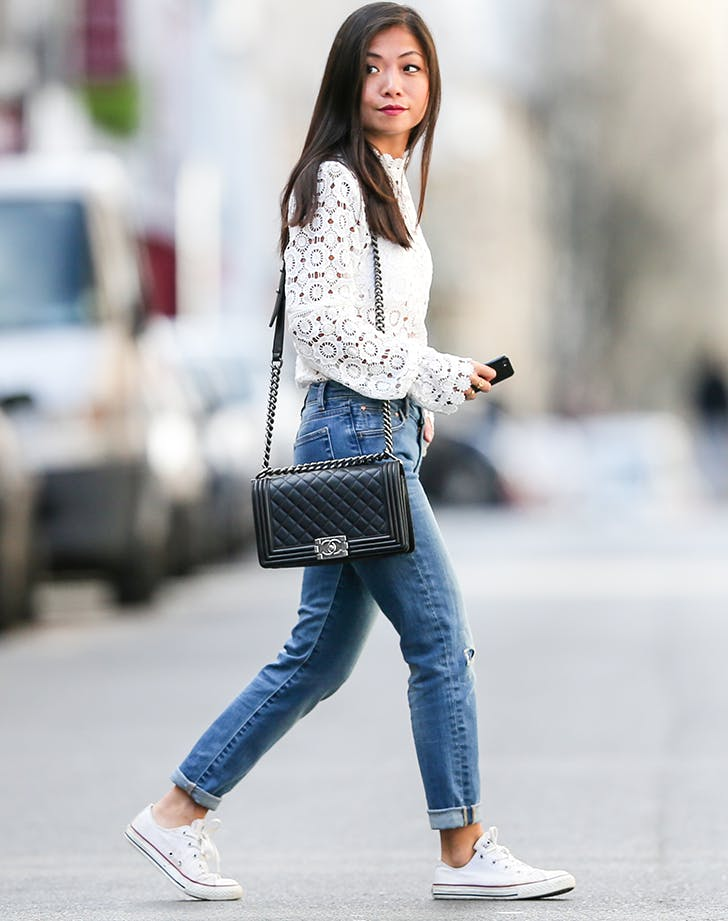 What Casual Shoes To Wear With Skinny Jeans