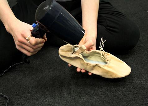 How To Clean Tap Shoes