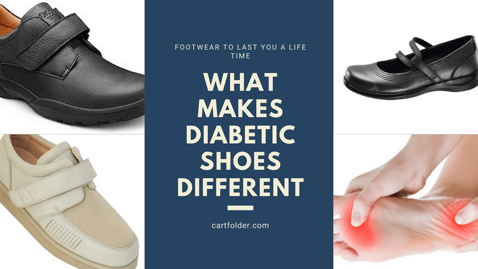 What Makes Diabetic Shoes Different